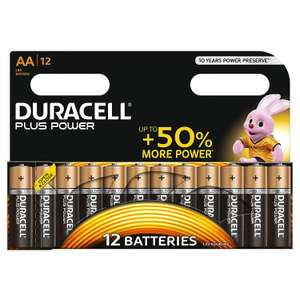 12 AA Duracell £6.44 (Prime) / £10.43 (non Prime) at Amazon (53p each) - thats got to be value?!!!!!