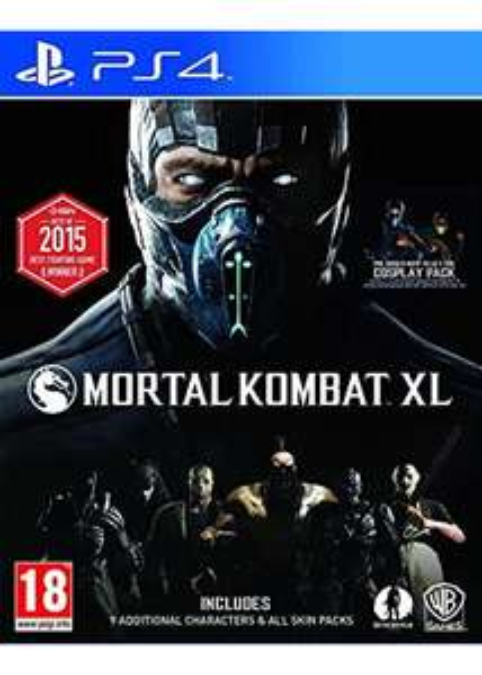 Mortal Kombat XL (PS4) now £13.85 delivered @ Base