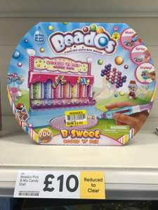 £2.50 In Store!! BEADOS PICK N MIX CANDY STALL Originally £20 at Tesco (Cheetham)