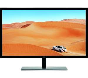 "AOC Q3279VWF 32"" QHD LED Monitor Freesync, £189.99 at PC World"