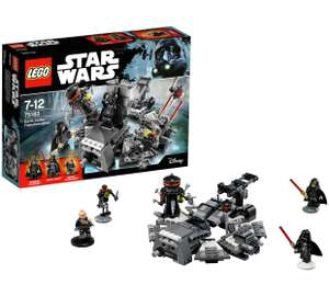 LEGO Star Wars Darth Vader Transformation - 75183 - £13.29 delivered (with Prime / £17.28 non Prime)