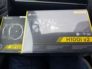 Corsair h100i v2 instore at Maplins for £71