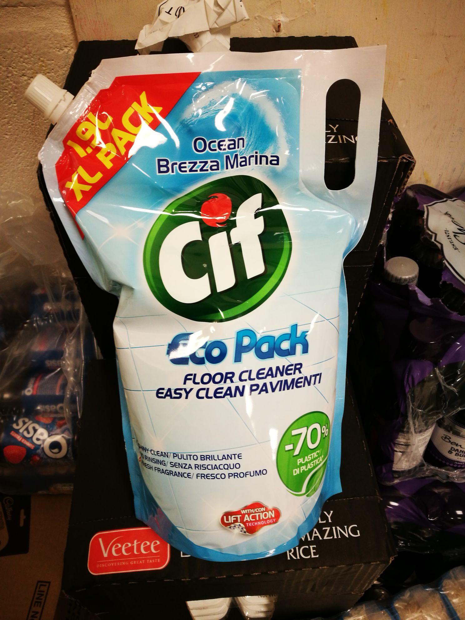 Cif floor cleaner £1.69 instore @ heron foods