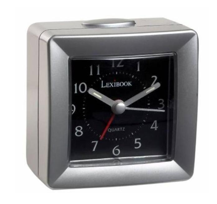 Lexibook Classic Cube Alarm Clock £1.61 amazon add on item minimum 20 pound spend required