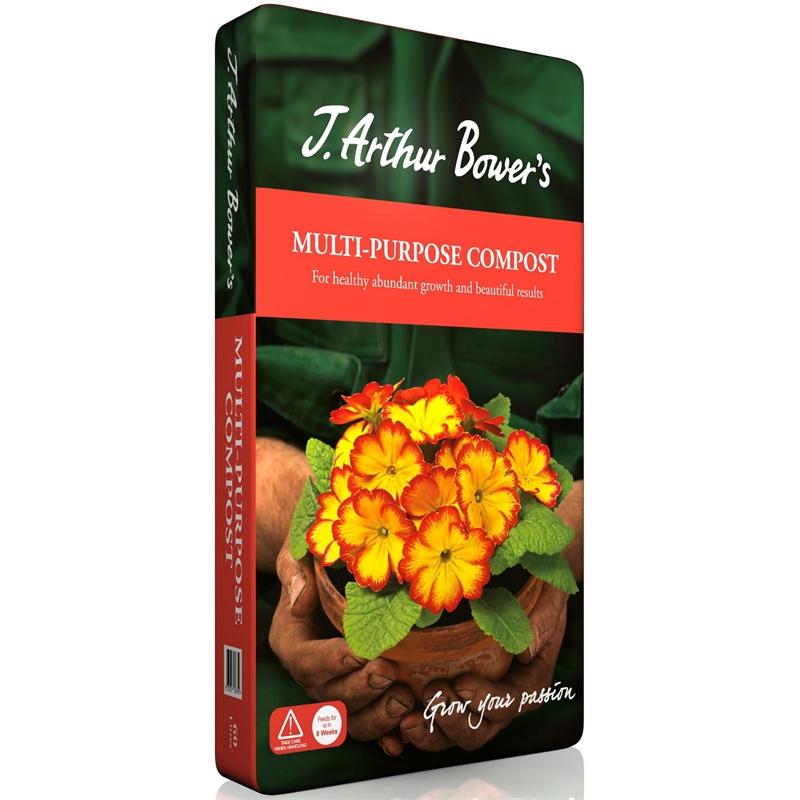 J Arthur Bowers multi purpose compost 60L X3 = £10 @ Homebase