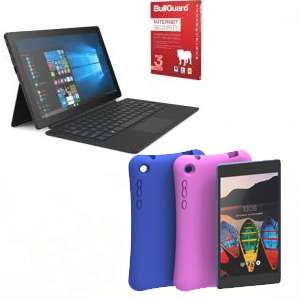 Linx 12X64 Tablet with Keyboard cover - 4GB  / 64GB  + 1 Yr BullGuard Sub £189.97 / Lenovo Tab 3 with kids mode bundle £54.49 @ Laptop Outlet