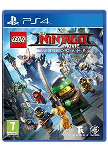 LEGO The Ninjago Movie: Videogame (PS4) now £16.85 delivered @ Base
