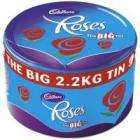 Cadbury Roses - 2.2kg Tins - Reduced to Only £4.89 Instore @ Tesco