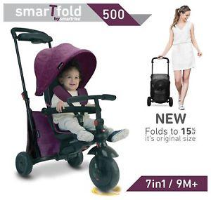 SmarTrike 500 7-in-1 Folding Trike for 9m+ Brand New £79.99 @ Argos Ebay