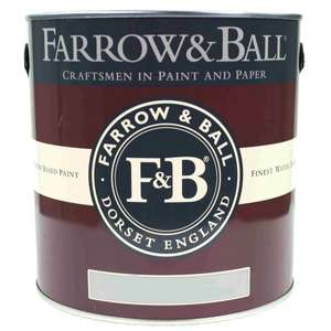 farrow and ball paint 2.5L 3 for 2 (£90) @ Homebase