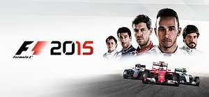 F1 2015 (PC, Steam) - FREE