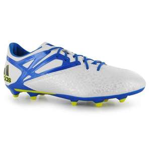 Adidas Messi 15.2 FG/AG, Men's Football Boots £25 @ Amazon