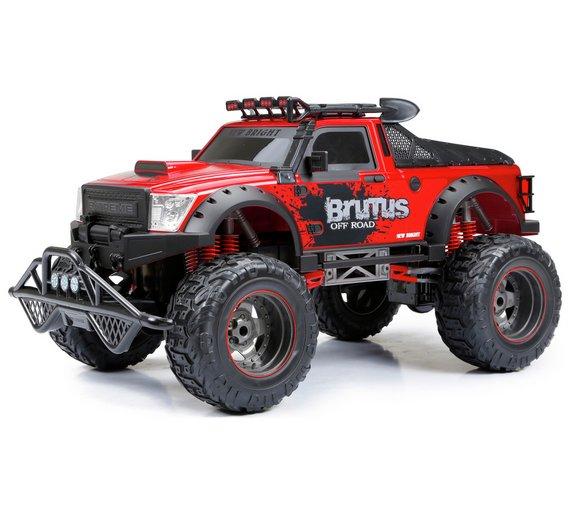 New Bright RC Brutus Truck 1:8 (RRP: £119.99) £59.99 @ Argos