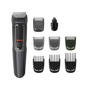 Philips Series 3000 9-in-1 Multi Grooming Kit for Beard, Hair & Body with Nose Trimmer Attachment  £20 @ Amazon (temp OOS)