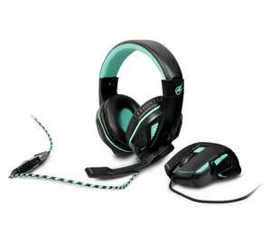 Arokh Port Designs Mouse And Headset Gaming for £19.99 @ Argos