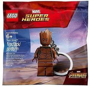 Smyth's Toys - Free Lego Teen Groot keyring with any Lego Avengers Infinity War purchase instore