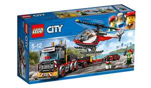 Lego City 60183 - Heavy Cargo Transport now £18.97 @ Asda