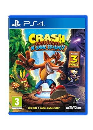 Crash Bandicoot N. Sane Trilogy (PS4) £19.85 at Base
