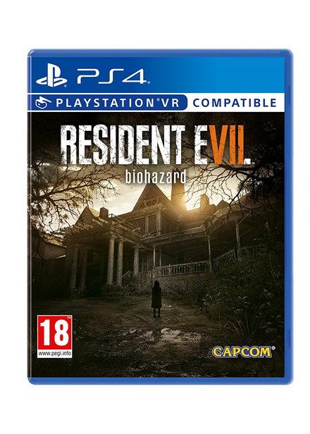 Resident Evil 7 Biohazard (PS4 / PSVR) £13.85 at Base.com