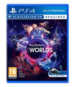 VR Worlds PS VR Game for PS4 for £9.99 (Prime) £11.98 (Non Prime) delivered @ Amazon