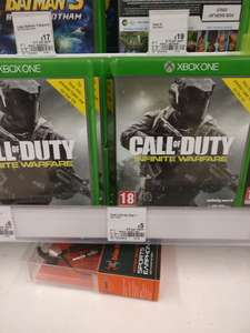 Call of duty: infinite warfare £5 @ Asda -  straiton, Edinburgh