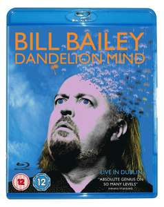 Bill Bailey Live: Dandelion Mind [Blu-ray] £3.26 prime / £5.25 non prime @ Amazon