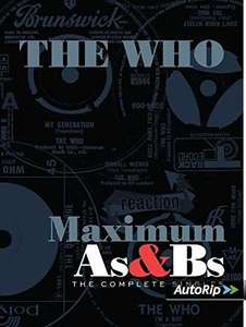 the who - maximum a's & b's  5 cd boxset [amazon uk ] £24.99 prime , £27.98 non prime