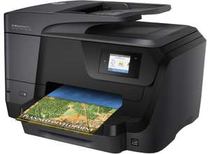 HP Officejet Pro 8710 All-in-one Multifunction Wireless Inkjet Printer £60 cashback and free instant ink. - £109.95 @ Ebuyer