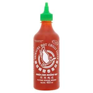 Flying Goose Sriracha Hot Chilli Sauce 455ml Reduced to £2 @ Iceland