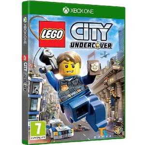 [Xbox One] LEGO City Undercover - £13.53 - MyMemory (Prey PS4 - £9.02)