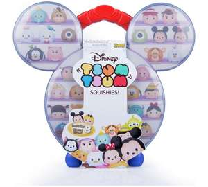 Tsum Tsum Case With 8 Squishes £7.99 @ Argos. Free Click & Collect