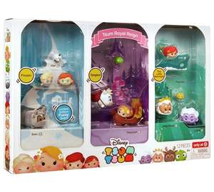Disney Tsum Tsum Royal Reign Set £6.99 @ Argos. Free Click & Collect.