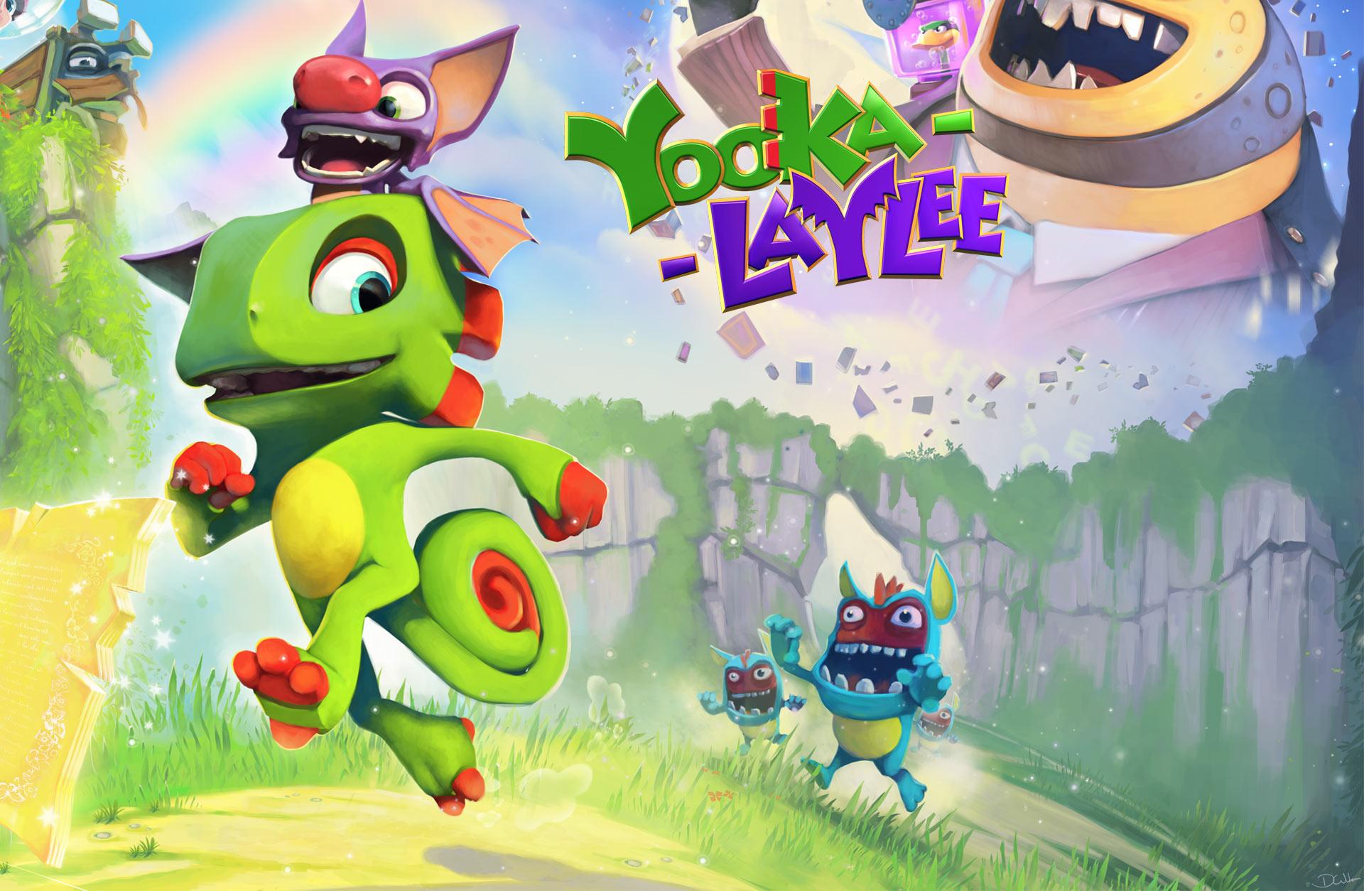 Yooka Laylee [PC-Steam] £8.75 - Razer Game Store