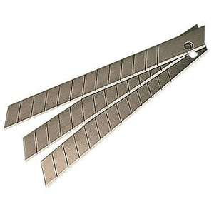 Heavy Duty SNAP-OFF BLADES 9MM PACK OF 10  39p @ Screwfix