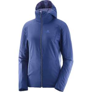 Salomon Women's Drifter Air Mid Hoodie, £50.75 from Wiggle