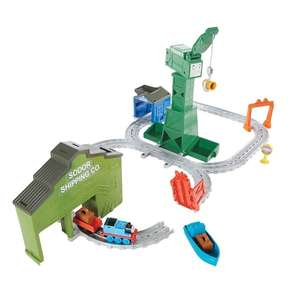 Thomas & Friends Adventures Cranky at the Docks £12.99 at B&M