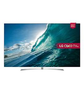 LG 65B7 OLED TV £2199 Instore Selfridges Trafford Centre Manchester - 5 year warranty £2199