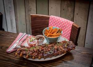 Completely free meal at Las Iguanas for your Birthday