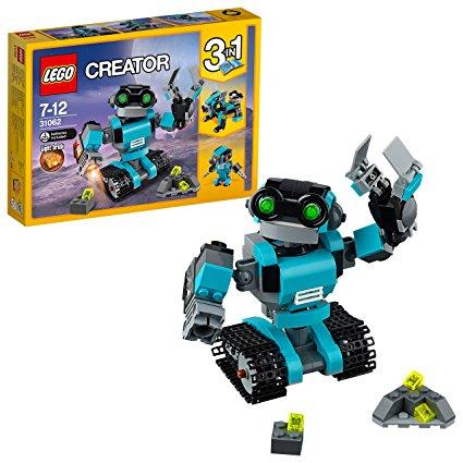 LEGO 31062 Creator Robo Explorer £11.97 Prime £16.97 Non Prime @ Amazon