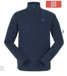 North face men's xxl fleece at Cotswold Outdoors for £15