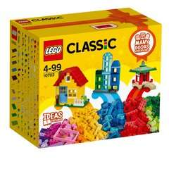 LEGO 10703 Classic Houses & Buildings (502 Pieces) £12.99 @ Smyths