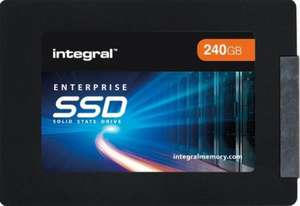 Integral 240GB P Series 5 SATA III Solid State Drive (SSD) @ MYMEMORY for £46.50
