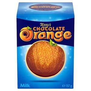 Terry's Chocolate Orange £1 @ Poundland