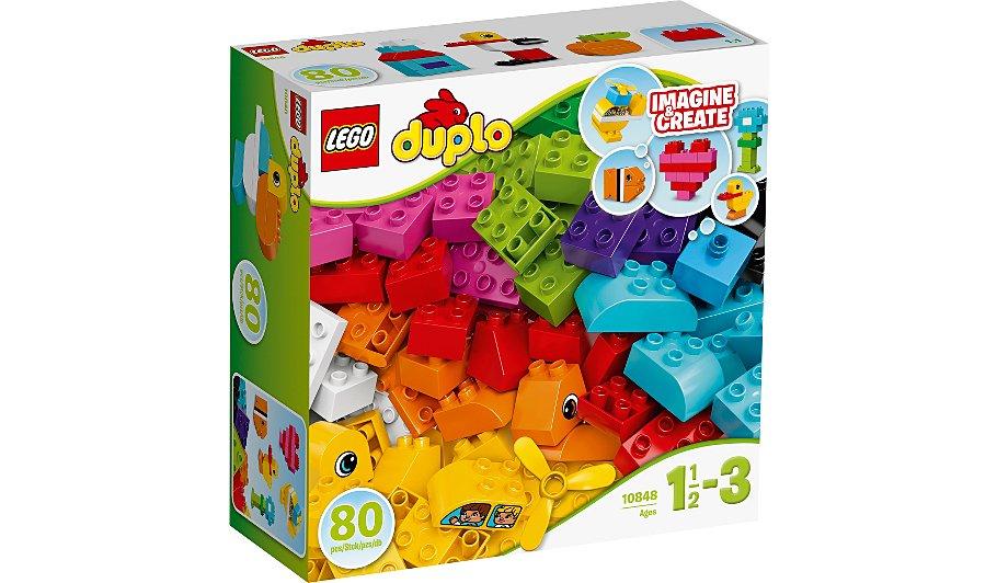Lego Duplo 10848 My First Bricks £14.35 @ Asda