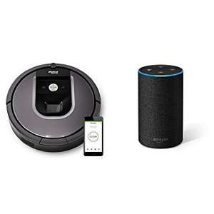 iRobot Roomba 960 + Amazon Echo for £567.99