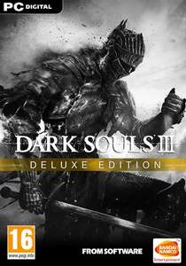 Dark Souls III Deluxe Edition (PC) for £21.99 (or £11.80) at CDKeys