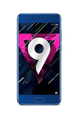 Honor 9 - 4GB+64GB Dual Sim - Blue £286.48 @ Amazon
