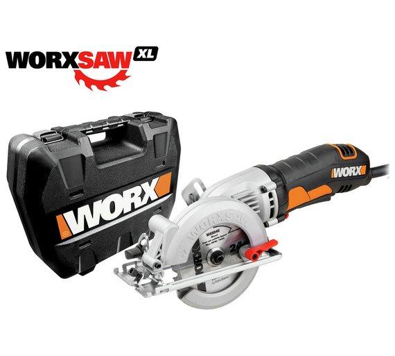 Worx worxsaw wx429.2 at Argos for £74.99