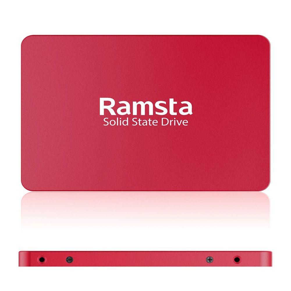 Ramsta 480gb Sata3 SSD £73 @ Geekbuying