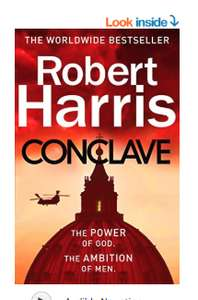 Conclave: The bestselling Richard and Judy Book Club thriller 99p kindle edition - Amazon